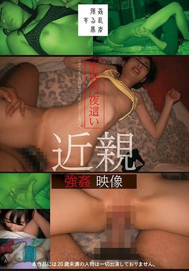 家庭内夜這い 近親強姦映像(SUJI-101)