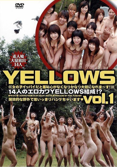 Yellows Vol.1 : 天然素人娘14人