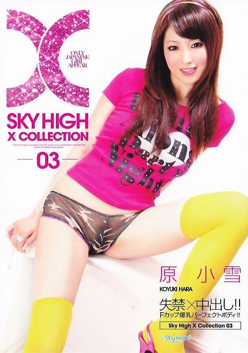 スカイハイ X コレクション Vol.3 : 原小雪